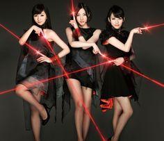 Perfume Jpop, Musica electrónica para subir el ánimo, excelente!