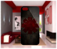 red hot chili peppers symbol iPhone 4/4S Case iPhone 5 Case Samsung Galaxy S2 Case Samsung Galaxy S3 Case