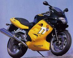 TT 600, 2000-2001