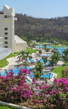 Secrets Resort & Spa, Huatulco, Mexico. Been there, done that and will do it again and again and again.........