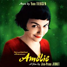 Movie Night: (Amelie) If I can't convince you to watch a cheesy romance movie, maybe I can drag you to a critically acclaimed, quirky foreign romantic comedy. :)