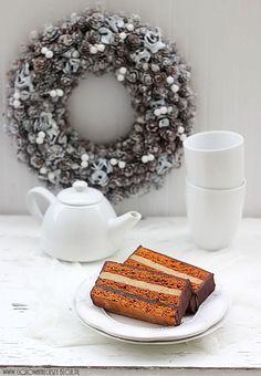 Old Polish Ginger cake- yum. Piernik staropolski (piernik dojrzewający) - przepis