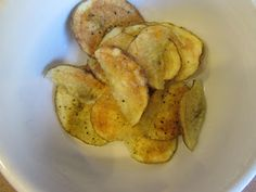 Eetrs Obsessions: Microwave Monday #12 Potato Chips!