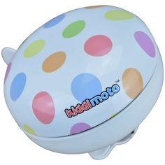 BuyKiddimoto Pastel Dotty Bell, Small Online at johnlewis.com