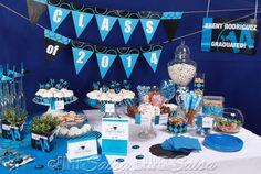 Graduation decorations and invitations