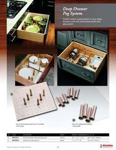 Catalog - Storage Accessories - page 17 - Richelieu Hardware