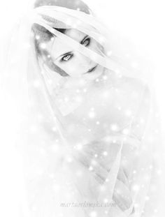 ☫ A Veiled Tale ☫ wedding, artistic and couture veil inspiration -