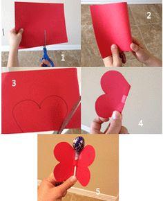 butterfly lollipop holder