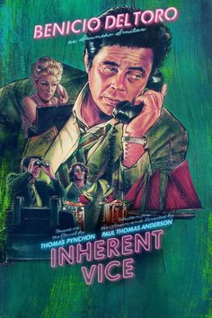 Inherent Vice 【 FuII • Movie • Streaming