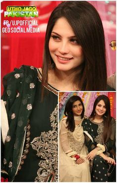 Dhamakedar entry of Dulhay walay LIVE in Utho Jago Pakistan, Geo Tv, Pakistani Outfits, Sari, Live, Clothes, Fashion, Saree, Outfits