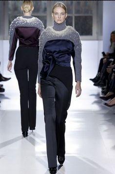 Balenciaga autunno inverno 2014 2015  #balenciaga #womenswear #abbigliamentodonna #vestiti #clothes #autunnoinverno #autumnwinter #moda2014 #fashion #autunnoinverno20142015 #autumnwinter2015