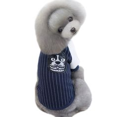 Alfie Pet by Petoga Couture - Fiinch Baseball Crew Sweater - Color: Navy, Size: Large ** You can find more details by visiting the image link. (This is an affiliate link) Pet Dogs, Pets, Dog Sweaters, Pet Supplies, Cat Lovers, Teddy Bear, Baseball, Couture, Image Link