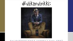 💎#viikonvinkki by Timo Nisula💎