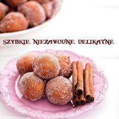 Pączki na serku homogenizowanym Almond, Cooking, Kitchen, Almond Joy, Brewing, Almonds, Cuisine, Cook
