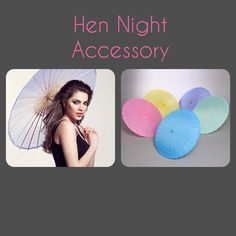 Party parasols in five colours Hen Night Ideas, Hens Night, Colours, Frame, Party, Gifts, Home Decor, Picture Frame, Presents