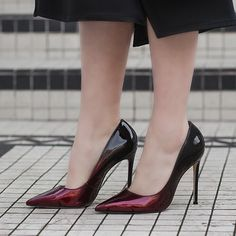 45fbe3d180cb the 'Alice' court in Wine Sexy Sandals, Dress And Heels, Court Shoes. Kurt  Geiger