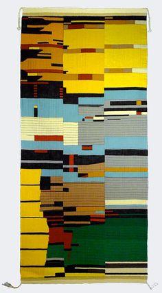 Sue Spooner interview: Weave tapestry