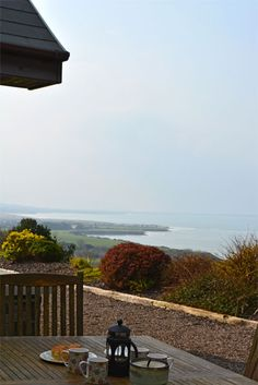 view from The Nest, Co. Luxury Holidays, Renting A House, Kayaking, Nest, Ireland, Country Roads, Homes, Vacation, Travel