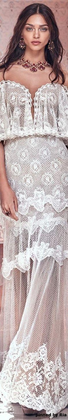 Galia Lahav Bridal Fall 2017 l Ria