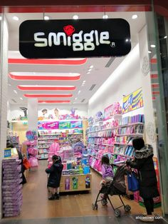 Smiggle – Alicia's Own