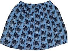 PAUL & JOE SISTER Blue Polyester Skirt