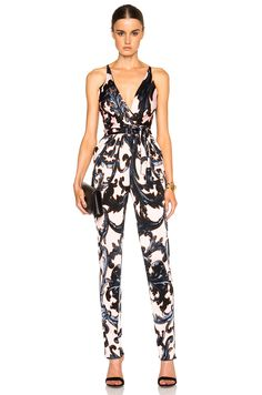 Image 1 of Issa Rubell Jumpsuit in Mable