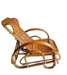 Superb Vintage Bamboo Lounge Chair Arm Chair Cane U0026 Rattan By Studio180