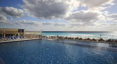 Great Parnassus Resort & Spa All Inclusive Cancun. Really nice Beautiful All Inclusive Resort in Cancun for families on the beach in Cancuns Hotel Zone. #CancunAllinclusiveResorts #Cancun #Hotels #Travel #Mexico