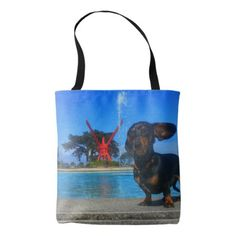 Poolside Tote Bag - accessories accessory gift idea stylish unique custom
