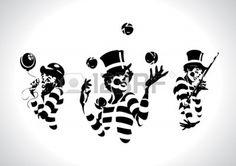 9867911-clown-illustration-series.jpg 1,200×849 pixels