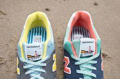 Klasyczne buty New Balance M577NBS SEASIDE PACK MADE IN ENGLAND, newbalance.pl
