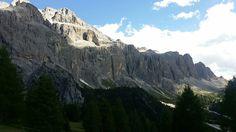 #valgardena #italy #dolomiti #mountains #scenery