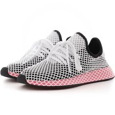 the best attitude a3537 25430 adidas DEERUPT RUNNER W core blackcore blackCHALK PINK S18 bei KICKZ.