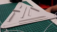prototyp of new idea Plastic Cutting Board