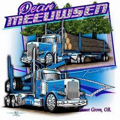 Semi Trucks, Big Trucks, Truck Signs, Concept Motorcycles, Truck Art, Rigs, Cowboys, Track, Stickers