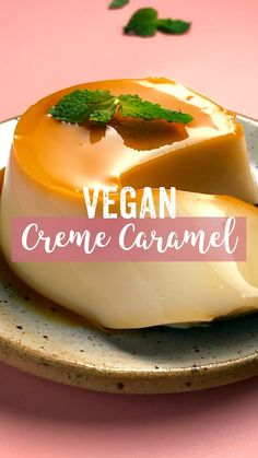 Vegan Dessert Recipes, Dairy Free Recipes, Vegetarian Recipes, Vegan Baking Recipes, Cooking Recipes, Gluten Free, Vegan Treats, Vegan Foods, Vegan Snacks