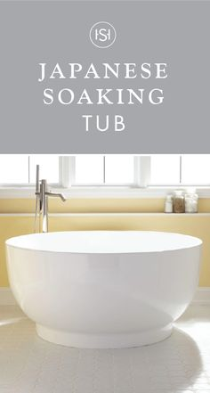 We could relax in this Kaimu Acrylic Japanese Soaking Tub all day. Make sure to incorporate this modern piece into your master bathroom renovation plans to give the space the feeling of a fresh oasis. Acrylic Tub, Master Bathroom Renovation, Bathroom Renovation, Soaking Tub, Bathrooms Remodel, Simple Bathroom Renovation, Budget Bathroom Remodel, Refinish Bathtub, Bathroom Renovations