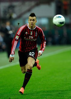 Astonishing Stephan El Shaarawy As Roma Bola Papal Pinterest As Roma Hairstyles For Women Draintrainus