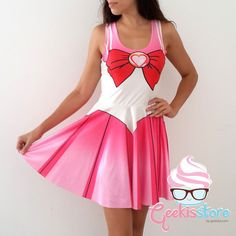 Vestido Sailor Chibi Moon