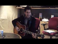 Andy Grammer Gotta Keep Your Head Up Acoustic Version at WNWN for 106.1 KISS FM