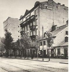 Warszawa międzywojenna - ul. Wolska Warsaw, Homeland, Street View, Ul, Polish, Outdoor, Vintage, Historia, Outdoors