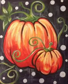 What is Your Painting Style? How do you find your own painting style? What is your painting style? Fall Canvas Painting, Autumn Painting, Autumn Art, Pumpkin Painting, Fall Paintings, Acrylic Paintings, Pumpkin Art, Pumpkin Ideas, Body Painting