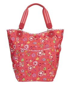 Another great find on #zulily! Tangerine Classic Ivy Tote #zulilyfinds