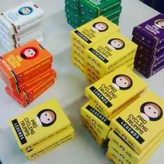 Picked up a fresh stock of @procyclingtrumps this weekend. Now available to buy via our site.