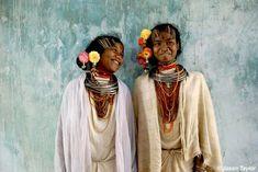Mujeres dongria kondhs, India