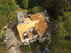 American Roofing, Construction, Building