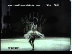 Anna Pavlova performs ballet solos, 1920's - Film 7224 its amazing to see how far we have come in dance from then till now!