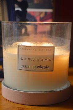 Caroline Hirons: Zara Home Pure Gardenia Candle