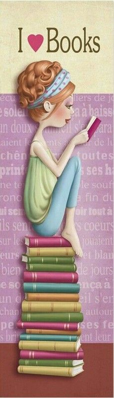 Nina De San I Love Books