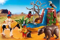 5252 Μικροί ινδιάνοι και ζώα